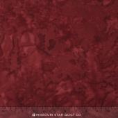 Artisan Batiks Solids - Prisma Dyes Bordeaux Yardage