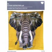 Elephant Abstractions Pattern