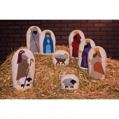 Nativity Set Stash Buster Kit