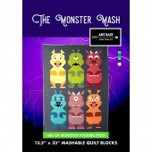 The Monster Mash Quilt Pattern
