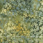 Clockworks Batiks - Spikes Weeds Yardage