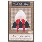 Mrs. Pilgrim Gnome Precut Fused Appliqué Pack