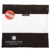 "Missouri Star's SEEYOURSTUFF Bag 10"" x 11"" - Black"