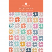 Dizzy Daisy Quilt Pattern by Missouri Star