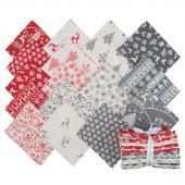 Scandi 5 Fat Quarter Bundle