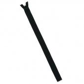 "Basic Black 14"" Zipper"