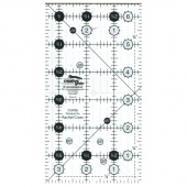 "Creative Grids Quilt Ruler 3 1/2"" x 6 1/2"""