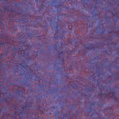 Freedom 2 Batiks - Star Burst Pomegranate Yardage