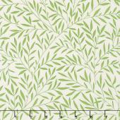 Kelmscott - Lily Leaf Green Yardage