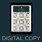 Digital Download - Calico Star Pattern by Missouri Star