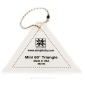 Mini 60 Degree Triangle Tool
