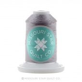 Missouri Star 50 WT Cotton Thread Grey Horizon