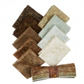 Artisan Spirit - Shimmer Earth Metallic Fat Quarter Bundle