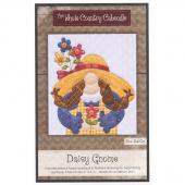 Daisy Gnome Precut Fused Appliqué Pack