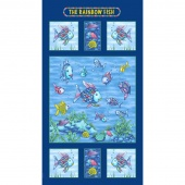 The Rainbow Fish - Blue Panel
