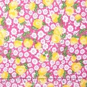 Dainty Darling - Dainty Main Pink Yardage