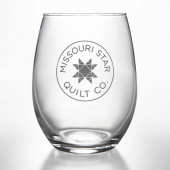 Missouri Star Stemless Wine Glass