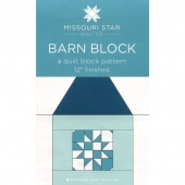 Missouri Highway 36 Quilt Trail Barn Block Pattern by Missouri Star