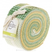 Cotton + Steel Basics Grass Spindle  Strips