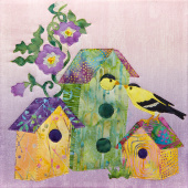 Honey, I'm Home! Art Print Panel