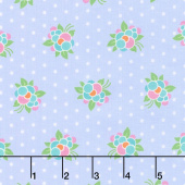 Good Day! - Flower Pop Purple Yardage