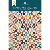 Hearts and Gizzards Quilt Pattern by Missouri Star
