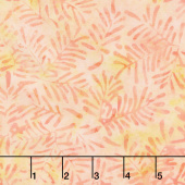 Tonga Batiks - Posey Brush Peach Yardage