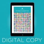 Digital Download - Phoebe's Flower Box Quilt Pattern by Missouri Star
