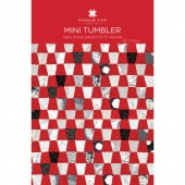 Mini Tumbler Runner Quilt Pattern by Missouri Star