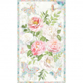 Wild Blush - Large Multi Panel