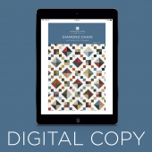 Digital Download - Diamond Chain Quilt Pattern by Missouri Star