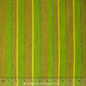 Kaffe Wovens - Alternating Stripe Grass Yardage