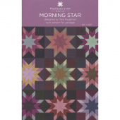 Morning Star Quilt Pattern by Missouri Star