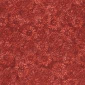 Artisan Batiks - Inspired by Nature Sunflowers Brick Yardage