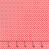 Love Letters - Ditsy Red Yardage