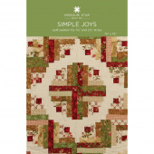 Simple Joys Quilt Pattern by Missouri Star
