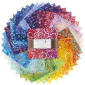 Artisan Batiks - Round and Around Charm Pack