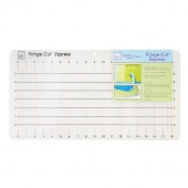 Fringe Cut Express Ruler - Fleece