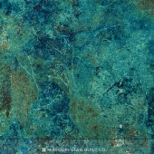 Stonehenge Gradations - Oxidized Copper Sienna Marble Yardage