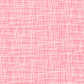 Violet Craft Modern Classics - Lines Flamingo Yardage