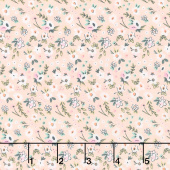Splendor - Ditsy Peach Yardage