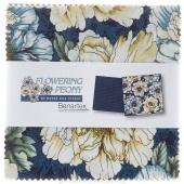 Flowering Peony Charm Pack