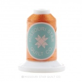 Missouri Star 50 WT Cotton Thread Orange Zest