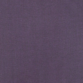 """Peppered Cottons - Yarn Dye Aubergine 108"""" Backing"""