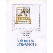 Susan Branch Sweet Dreams Digitally Printed Quilt Labels