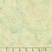 Tonga Batiks - Posey Grapefruit Meadow Yardage