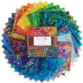 Artisan Batiks - Totally Tropical Charm Pack
