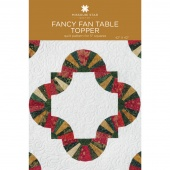 Fancy Fan Table Topper Pattern by Missouri Star