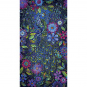 Starlight & Splendor - Pageantry Moonlit Digitally Printed Panel