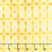 Artisan Batiks - Sunny Day Geometric Yellow Yardage